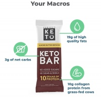 Keto Bar - Grass Fed Collagen